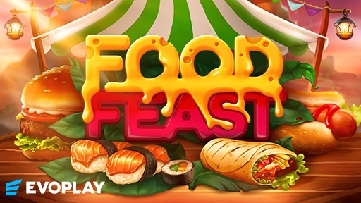 Casino 3D Slots Food Feast