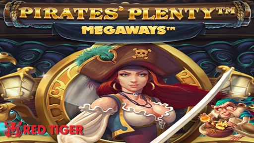 Casino 3D Slots Pirates Plenty Megaways