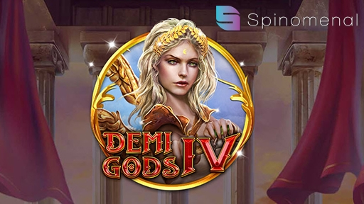 Demi Gods 4 from Spinomenal