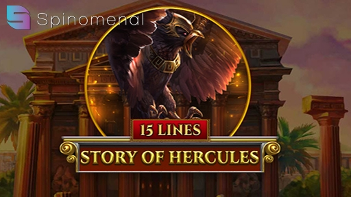 Story of Hercules 15 lines from Spinomenal