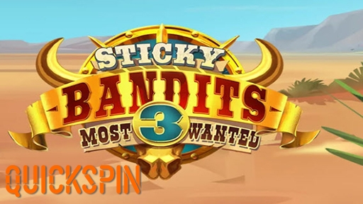 Casino Slots Sticky Bandits 3 Most Wanted