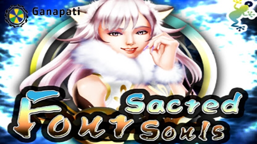 Play online casino 3D Slots Four Sacred Souls