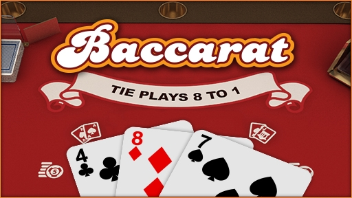 Play online Casino Baccarat