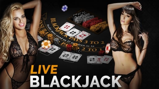Play online Casino Live dealer Blackjack