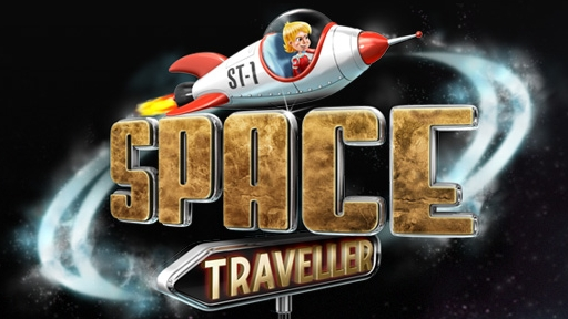 Play online casino Space Traveller