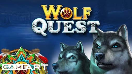 Play online casino Wolf Quest