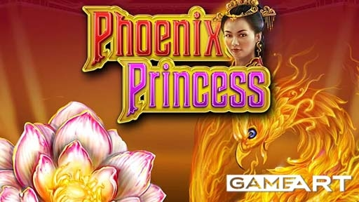 Phoenix Princess from Game Art