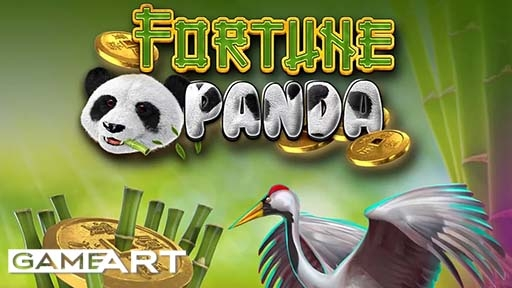 Fortune Panda from Game Art