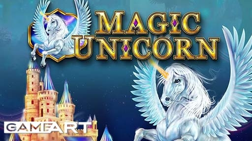 Casino Slots Magic Unicorn