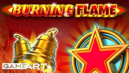 Play online Casino Burning Flame