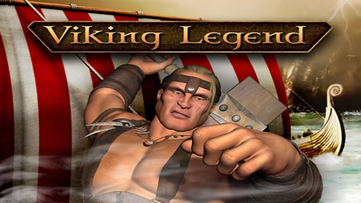 Play online casino Viking Legend HD