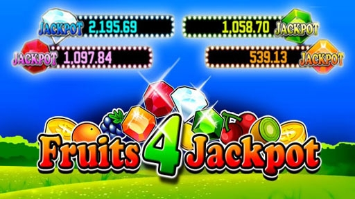 Play online casino Fruits 4 Jackpot HD