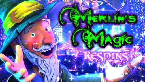 Play online casino Merlin's Magic Respins