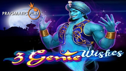 Play online Casino 3 Genie Wishes