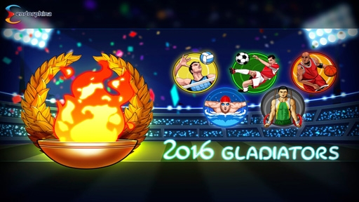 Casino Slots 2016 GLADIATORS