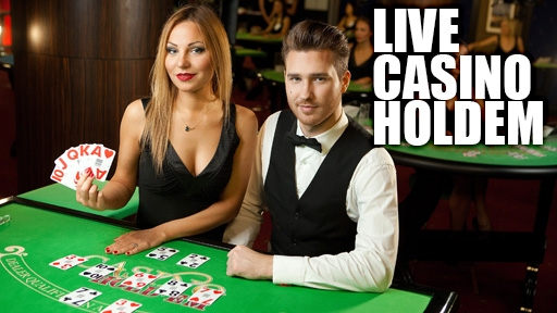Casino Live Dealers Live Casino Hold'em