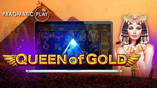 Play online Casino Queen of Gold