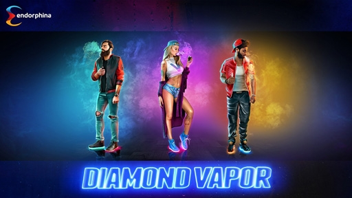 Play online Casino Diamond Vapor