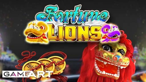 Play online Casino Fortune lions