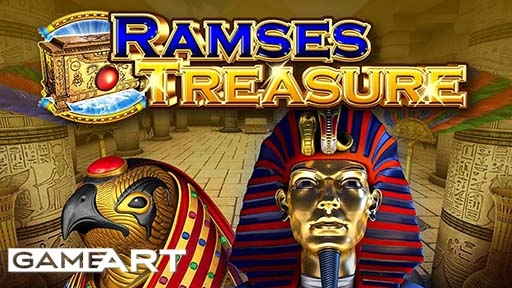 Ramses Treasure from Game Art