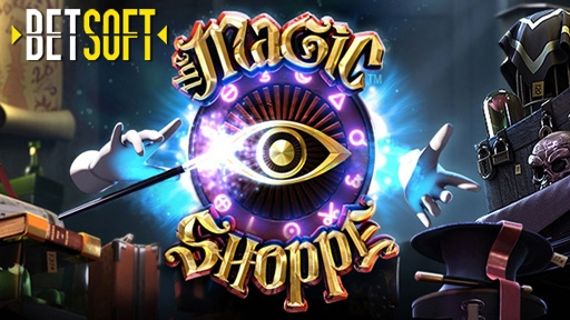 Play online Casino The Magic Shoppe