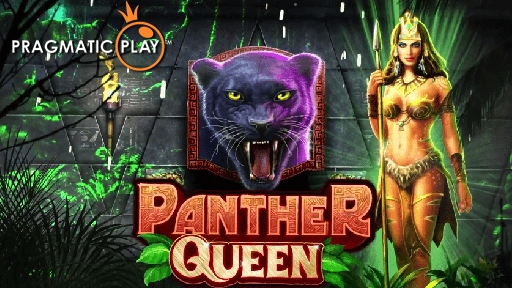 Play online Casino Panther Queen