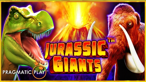 Play online Casino Jurassic Giants