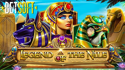 Legend of the nile from Betsoft