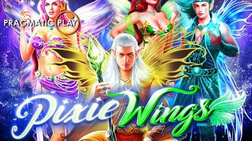 Play online Casino Pixie Wings