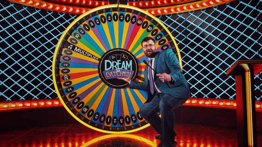 Play online Casino Live Dream Catcher