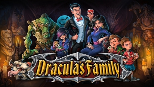 Draculas Family from Playson