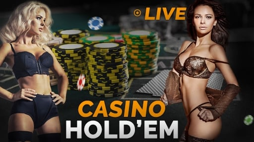 Play online casino Live Casino Hold'em