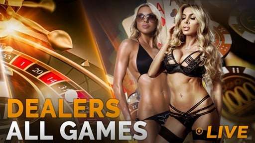 Live Dealers All Games