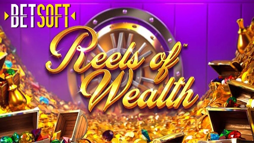 Casino Slots Reels Of Wealth