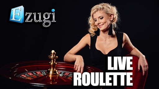 Play online Casino Live Roulette