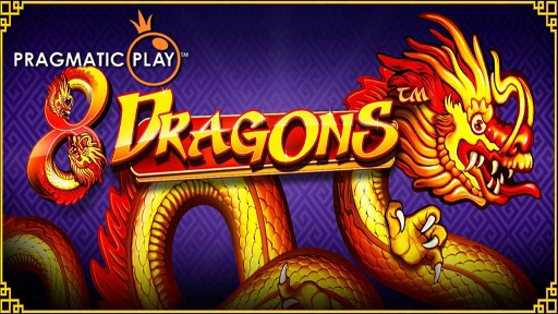 Play online casino Slots 8 Dragons