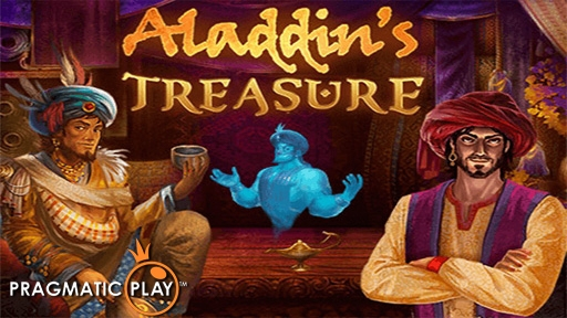 Play online casino Slots Aladdin Treasure