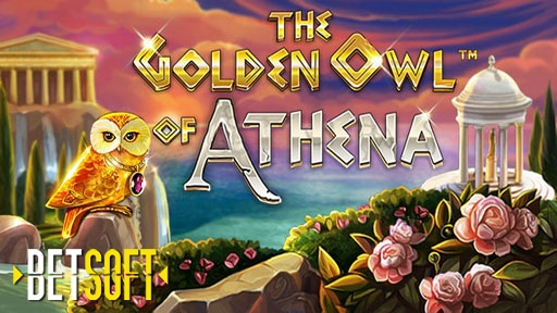 Play online casino 3D Slots The Golden Owl of Athena