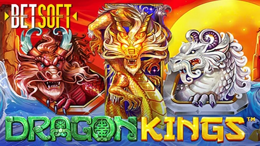 Casino 3D Slots Dragon Kings