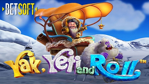 Play online casino Yak Yeti and Roll