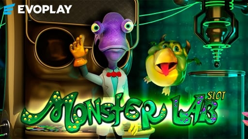 Play online casino Monster Lab