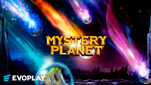 Play online casino Mystery Planet