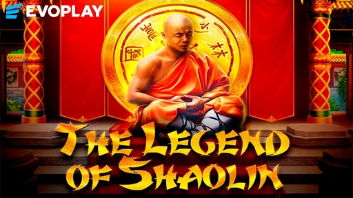 Casino 3D Slots The Legend of Shaolin