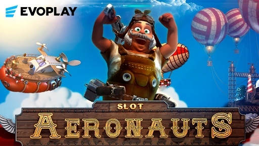 Aeronauts from Evoplay Entertainment