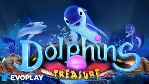 Play online casino Dolphins Treasure