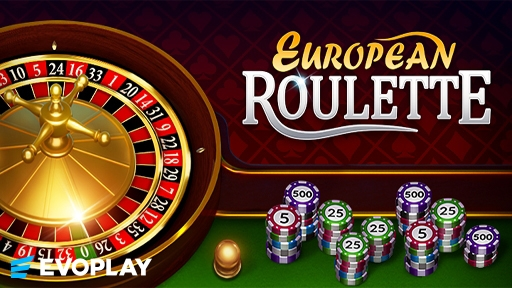 Play online Casino European Roulette