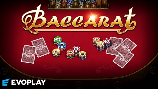 Baccarat 777 from Evoplay Entertainment