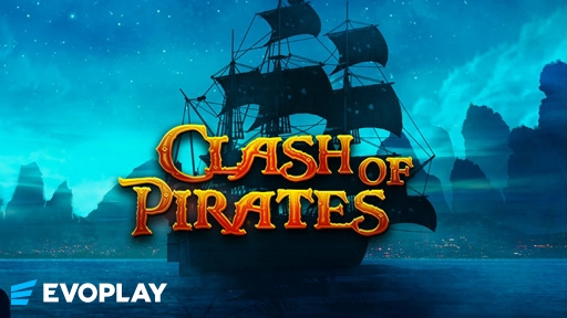 Play online casino Clash of Pirates