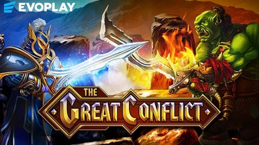 Play online Casino The Great Conflict