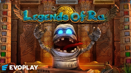 Play online casino Legend of Ra